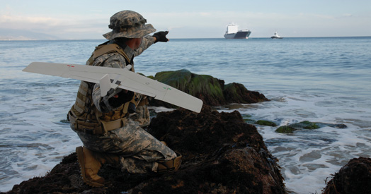 Small Unmanned Aircraft Systems Uas Aerovironment Inc