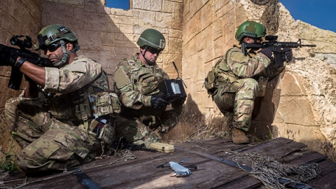 Soldierssnipe web