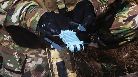 Snipe handheld for press 050817