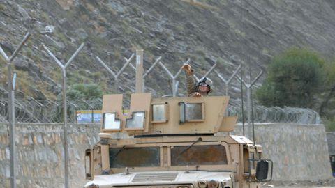Puma in afghanistan