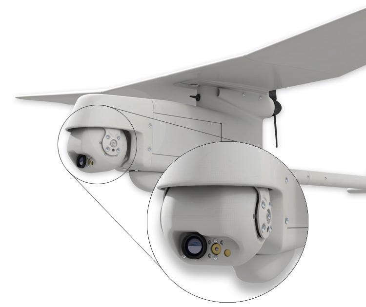 RQ-11B Raven UAV payload